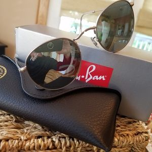 RayBan Rounds RB3447